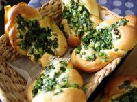 蔥花麵包-很多蔥的蒼阿胖