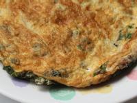 羅勒煎蛋(九層塔煎蛋)