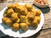 黃金雞蛋豆腐 佐酸甜醬
