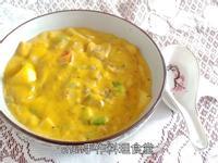 蔬菜南瓜奶油濃湯