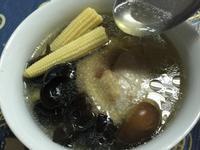 潤肺雞湯-電鍋版