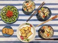 懶人料理➖五穀雜糧雞骨高湯炊飯