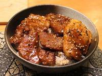 豚丼(燒肉蓋飯)