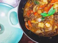 義式番茄蔬菜燉牛肉