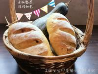 萬聖節的南瓜堅果雜糧麵包(低卡養生)