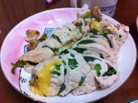 米奇廚房@菠菜雞肉卷
