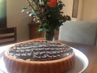 蛋糕17---巧克力蛋糕塔
