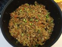 香噴噴肉燥飯—寶寶副食品可食(不加調味料