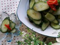 另類自家製醃漬物 ~ 芥末醃小黃瓜