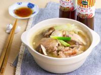 蒜味洋蔥雞腿鍋【健康廚房】