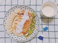 水果優格鬆餅