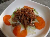 簡單料理的薑汁燒肉飯