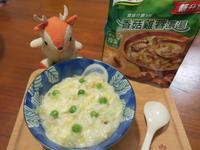 [康寶濃湯] 吻仔魚青豆番薯粥