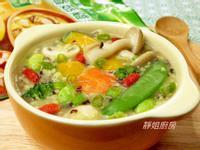 陽光蔬食藜麥小米粥