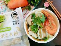 鮮蝦大滷湯餃【華師父水餃】