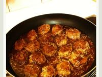 蕃茄義式牛肉丸