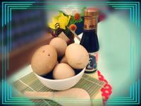 黑豆純露藥膳養生蛋