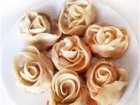 玫瑰煎餃~泡菜雞肉口味