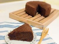 蒸巧克力蛋糕 <減糖電鍋版>