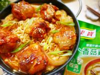 春川炒雞辣湯麵