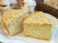 栗子蜂蜜燙麵戚風蛋糕