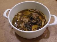 無硫金針排骨湯