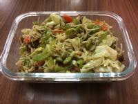 素食㊣電鍋版香椿麵線