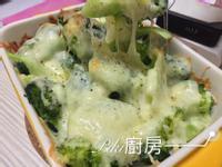 奶香焗烤花椰菜