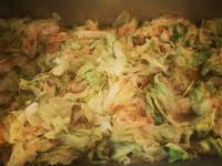 素菜-蠔油生菜