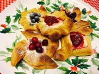 莓果酥皮派