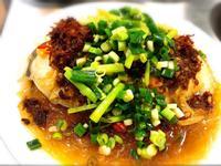 XO醬蒸鱈魚