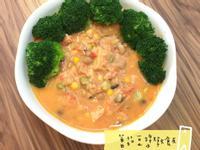 蕃茄豆漿燉飯/素食