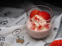 草莓慕斯(簡易版附詳細圖文)