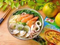 海鮮濃湯拉麵