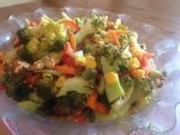 橄欖油花椰菜沙拉