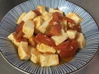 蕃茄炒豆腐~全素