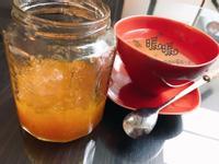 香甜橘子果醬