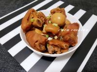 紹興香滷豬腳