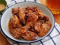 《韓式甜蜜蜜雞翅》