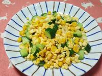 小黃瓜清炒雙玉
