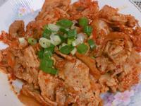 泡菜烤肉/泡菜炒豬肉💕