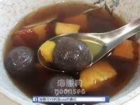 黑糖薑汁地瓜湯圓