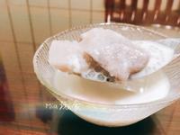 芋香椰汁西米露