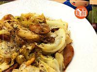 【集鮮屋】新鮮高麗菜炒香腸
