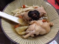 雙菇藥膳雞湯-懶人版(做月子)