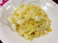 玉米高麗菜