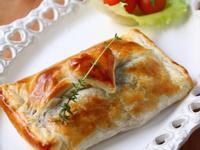 鮭魚的愛情限時批--鮭魚蘑菇酥皮派