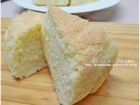 【原味雞蛋糕】電子鍋烤蛋糕料理