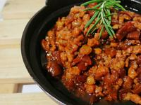 黏黏口感◎滷肉飯(無油蔥版)