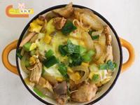 雞肉丼飯【福壽純芝麻油玩料理】
